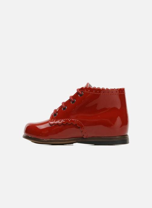 Stiefeletten & Boots Little Mary Vivaldi rot ansicht von vorne