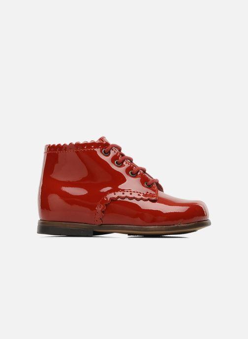 Stiefeletten & Boots Little Mary Vivaldi rot ansicht von hinten