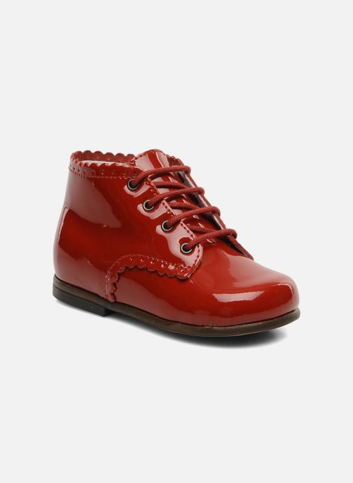 Stiefeletten & Boots Little Mary Vivaldi rot detaillierte ansicht/modell