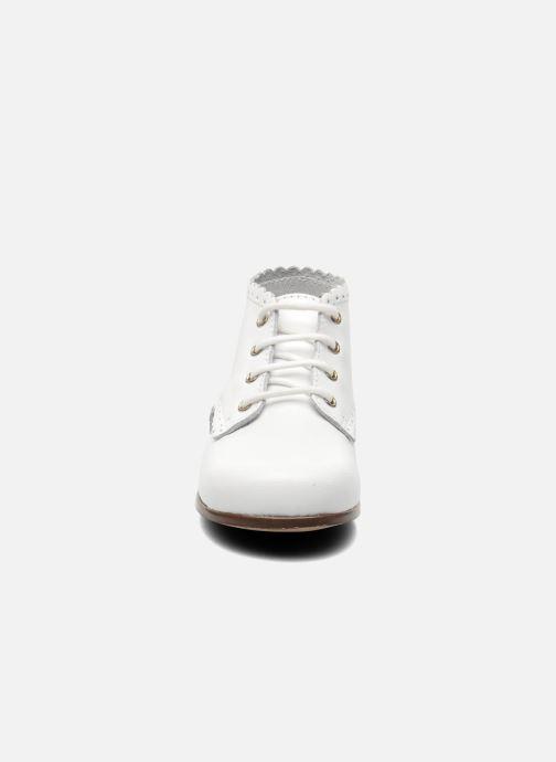 Ankelstøvler Little Mary Vivaldi Hvid se skoene på