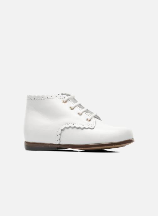 Ankle boots Little Mary Vivaldi White back view