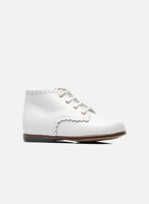 Bottines et boots Little Mary Vivaldi Blanc vue derrière