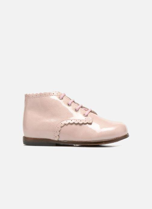 Stiefeletten & Boots Little Mary Vivaldi rosa ansicht von hinten