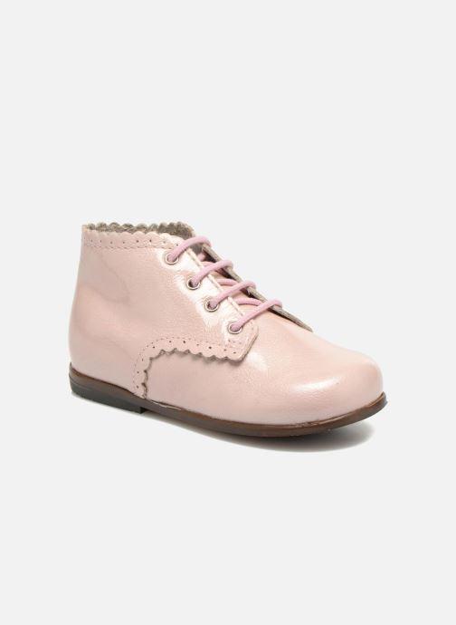 Stiefeletten & Boots Little Mary Vivaldi rosa detaillierte ansicht/modell