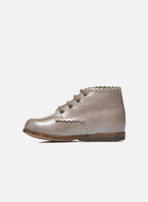 Boots en enkellaarsjes Little Mary Vivaldi Beige voorkant