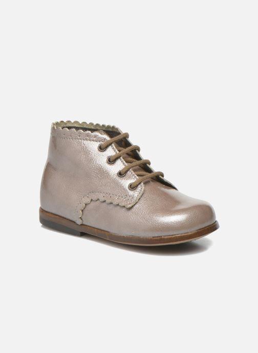 Boots en enkellaarsjes Little Mary Vivaldi Beige detail