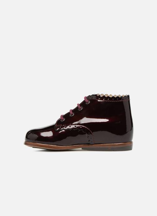 Bottines et boots Little Mary Vivaldi Bordeaux vue face