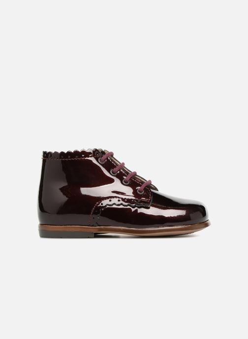 Boots en enkellaarsjes Little Mary Vivaldi Bordeaux achterkant