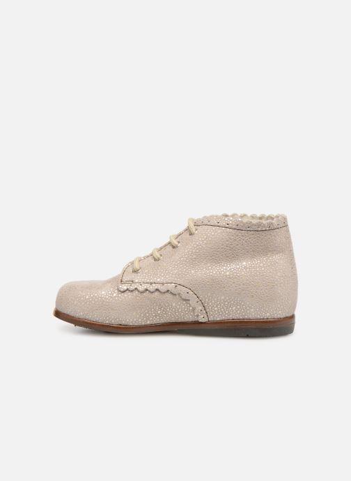 Bottines et boots Little Mary Vivaldi Beige vue face