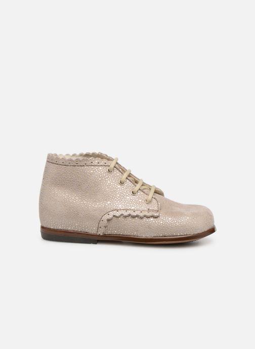 Bottines et boots Little Mary Vivaldi Beige vue derrière