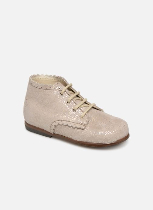 Bottines et boots Little Mary Vivaldi Beige vue détail/paire