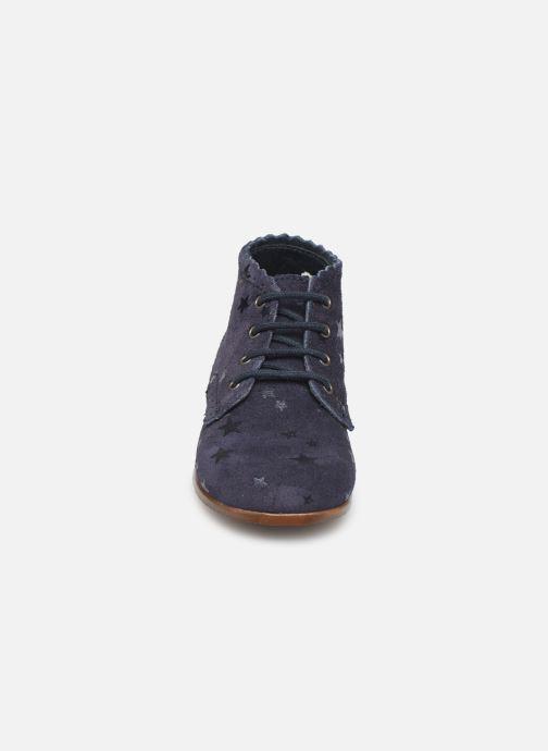 Stiefeletten & Boots Little Mary Vivaldi blau schuhe getragen