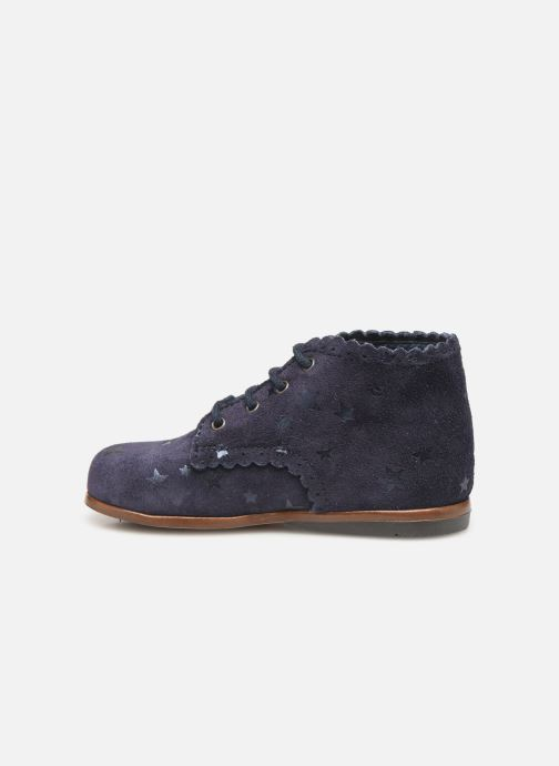 Ankle boots Little Mary Vivaldi Blue front view