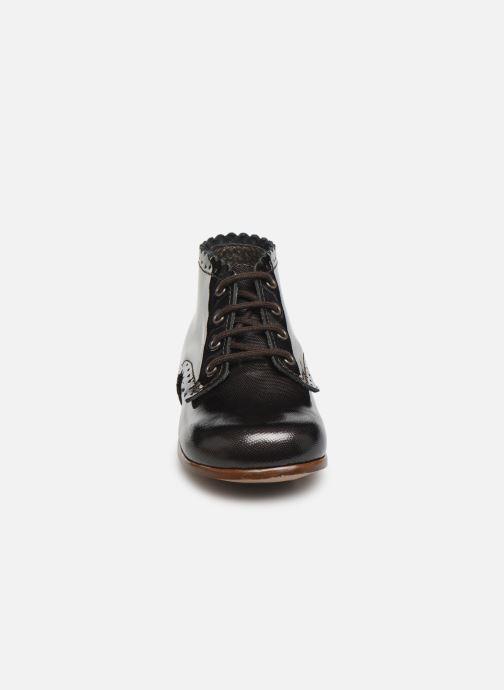 Bottines et boots Little Mary Vivaldi Marron vue portées chaussures