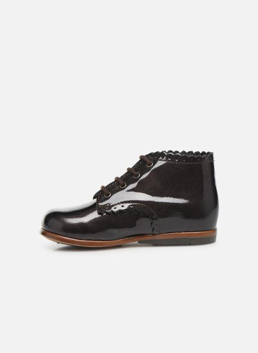 Bottines et boots Little Mary Vivaldi Marron vue face