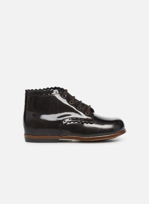 Bottines et boots Little Mary Vivaldi Marron vue derrière