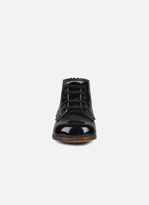Ankle boots Little Mary Vivaldi Black model view