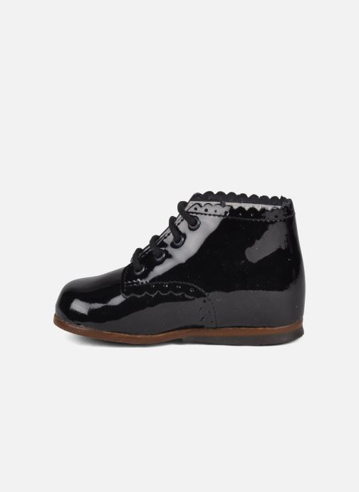 Ankle boots Little Mary Vivaldi Black front view