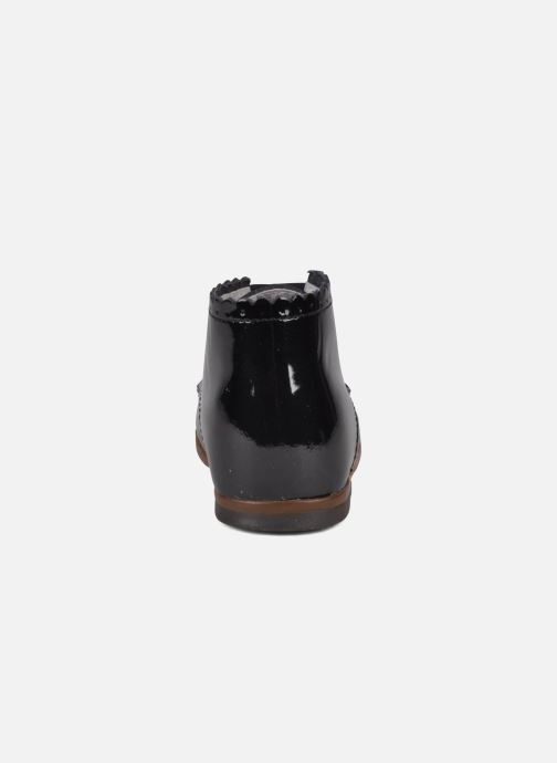 Ankle boots Little Mary Vivaldi Black view from the right