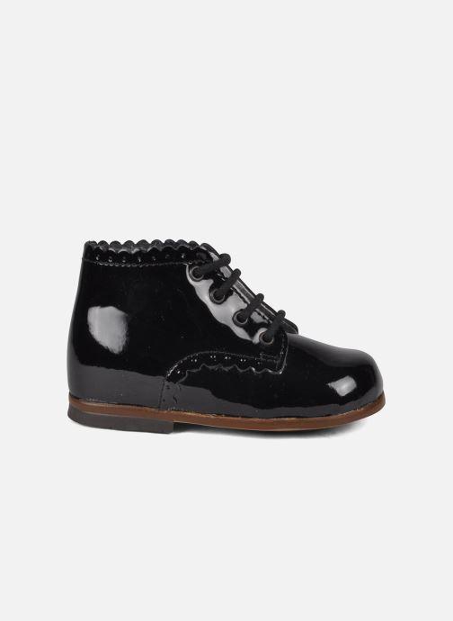 Bottines et boots Little Mary Vivaldi Noir vue derrière