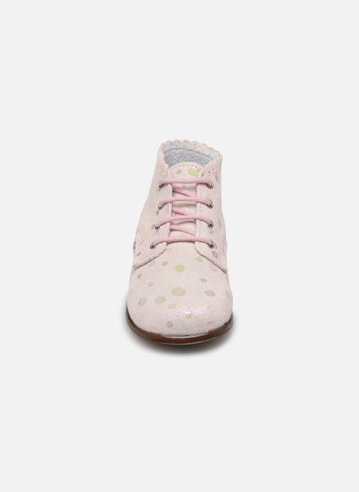 Stiefeletten & Boots Little Mary Vivaldi rosa schuhe getragen