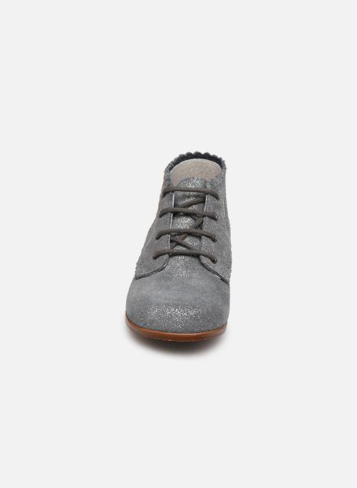 Bottines et boots Little Mary Vivaldi Gris vue portées chaussures