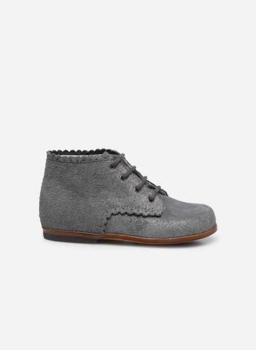 Botines  Little Mary Vivaldi Gris vistra trasera