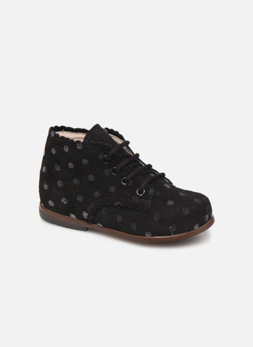 Stiefeletten & Boots Little Mary Vivaldi schwarz detaillierte ansicht/modell