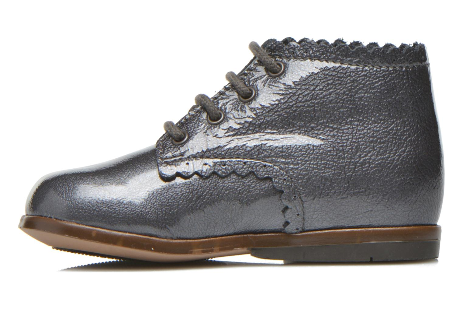 Ankle boots Little Mary Vivaldi Grey front view