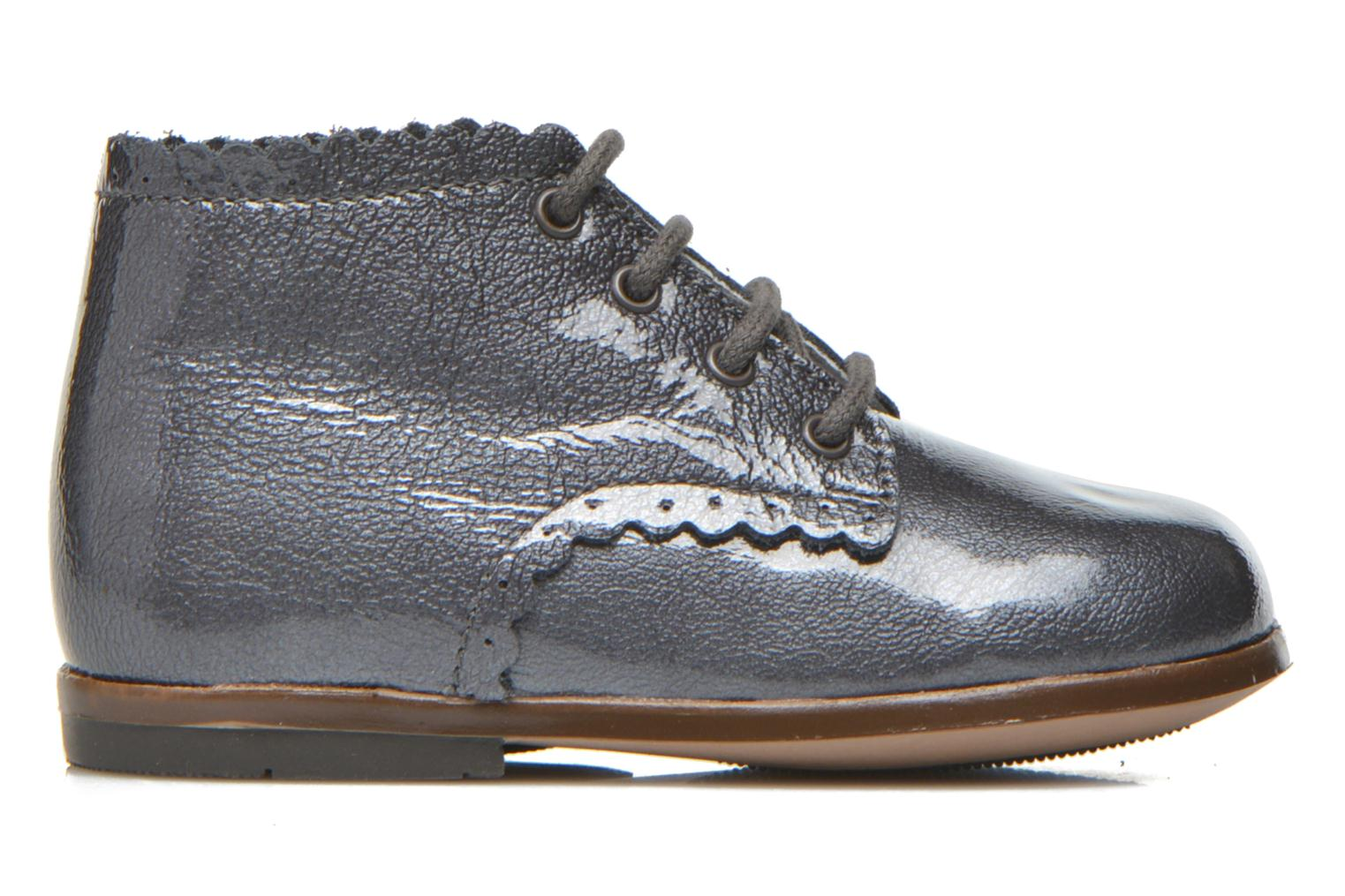 Ankle boots Little Mary Vivaldi Grey back view