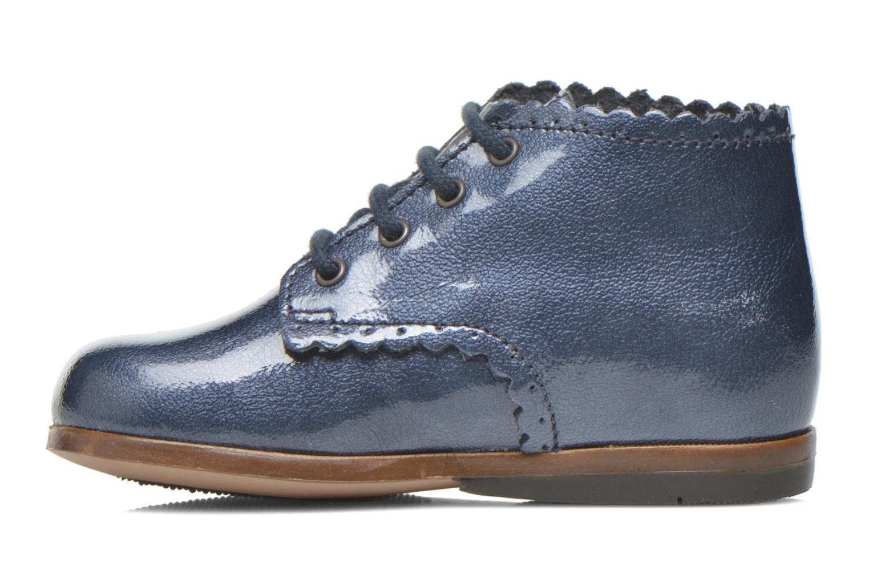Bottines et boots Little Mary Vivaldi Bleu vue face