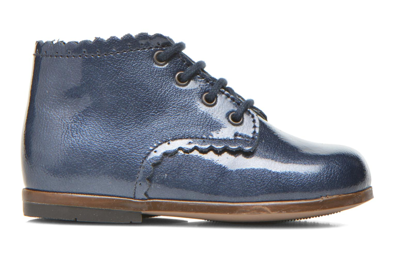 Bottines et boots Little Mary Vivaldi Bleu vue derrière