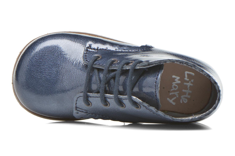 Bottines et boots Little Mary Vivaldi Bleu vue gauche