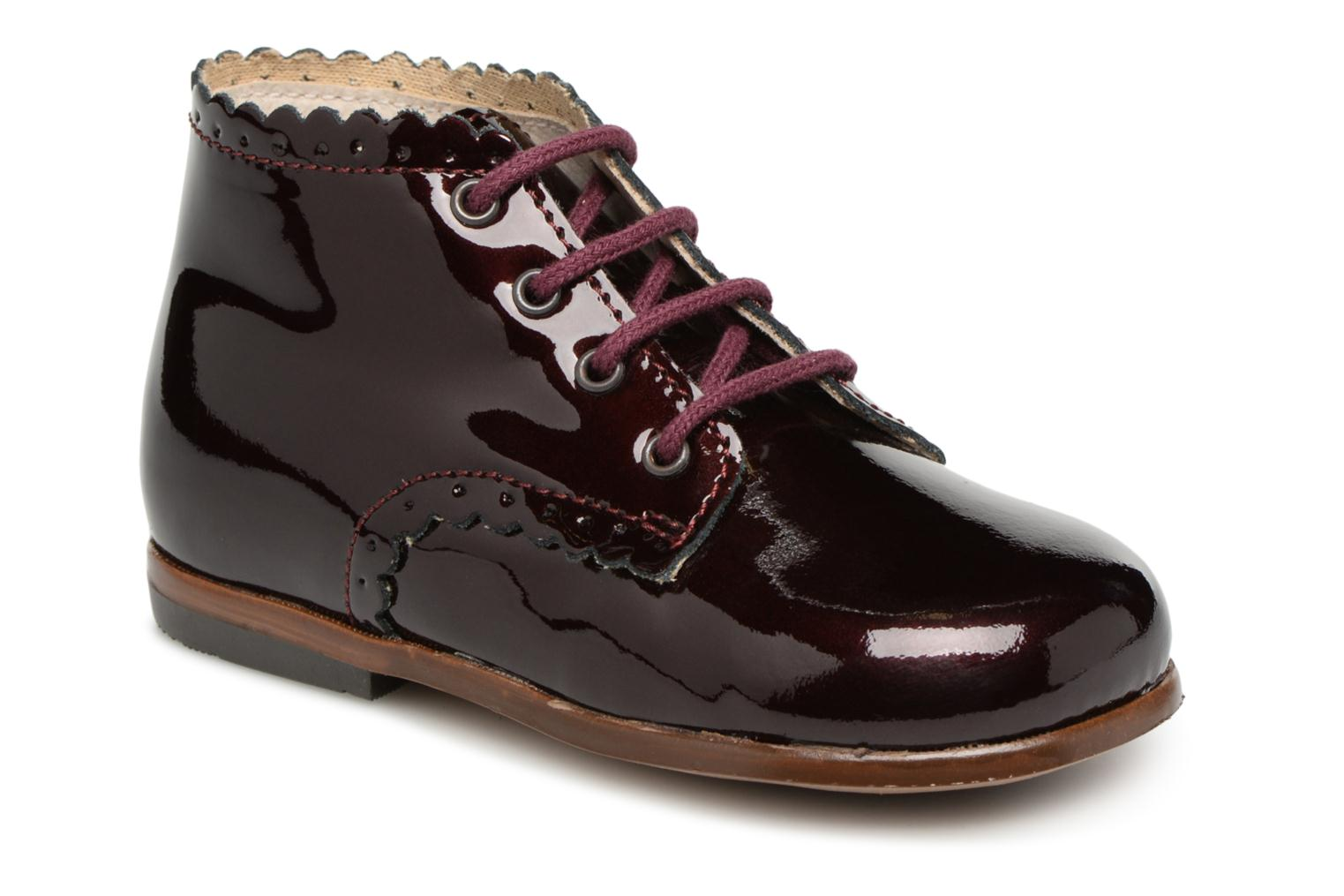 Little Mary Vivaldi (Bordeaux) - Bottines et boots chez Sarenza (327959) 98c0af2a7770