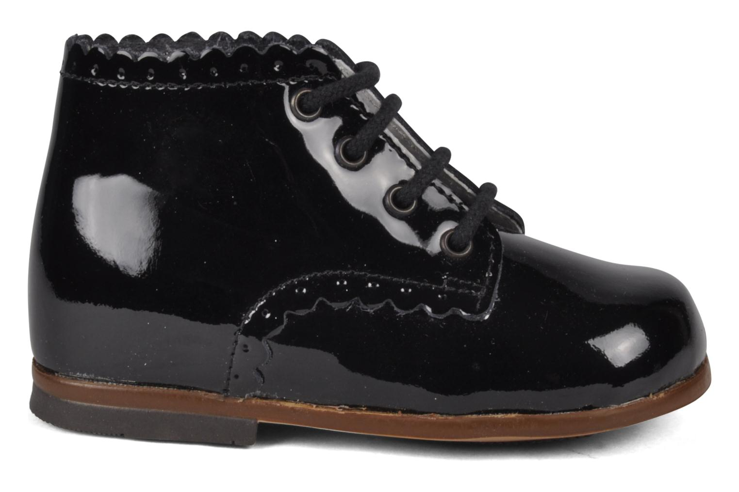 Ankle boots Little Mary Vivaldi Black back view