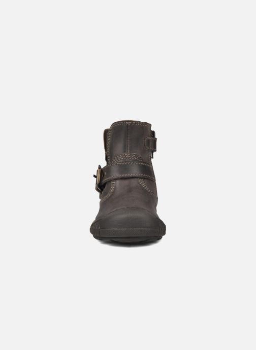 Ankle boots Stones and Bones Codi Grey model view