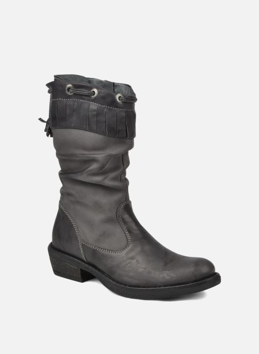 Boots & wellies Stones and Bones Texas Grey detailed view/ Pair view