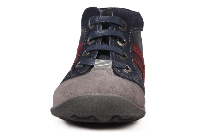 Bottines et boots Stones and Bones Ale Bleu vue portées chaussures