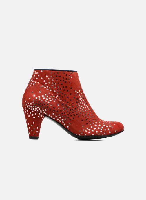 Bottines et boots Annabel Winship Guerin Rouge vue derrière