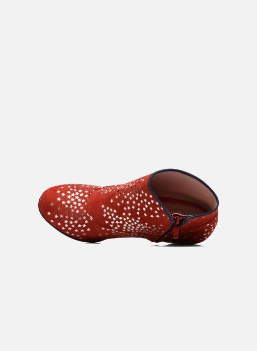 Boots en enkellaarsjes Annabel Winship Guerin Rood links
