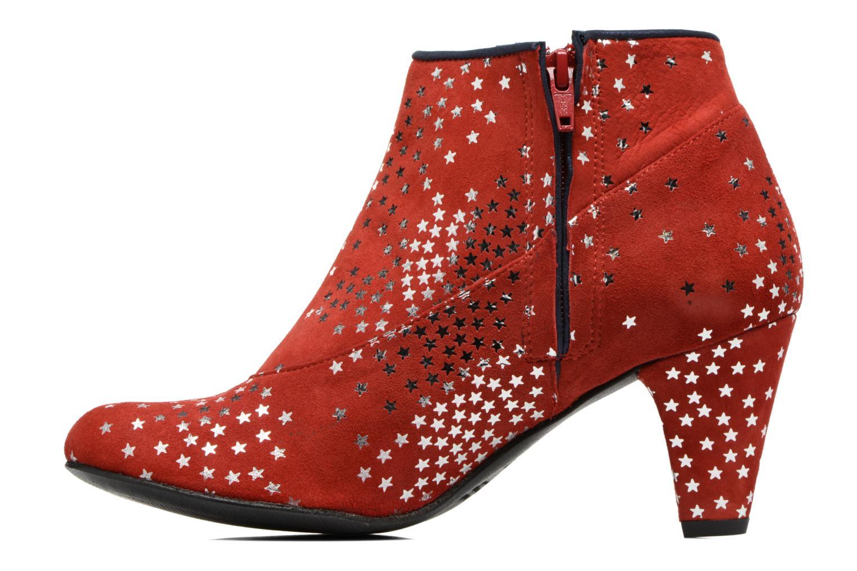 Bottines et boots Annabel Winship Guerin Rouge vue face