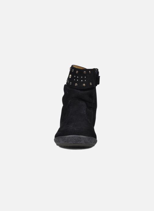 Bottines et boots Naturino Naturino 3255 Bleu vue portées chaussures
