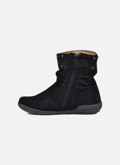 Bottines et boots Naturino Naturino 3255 Bleu vue face