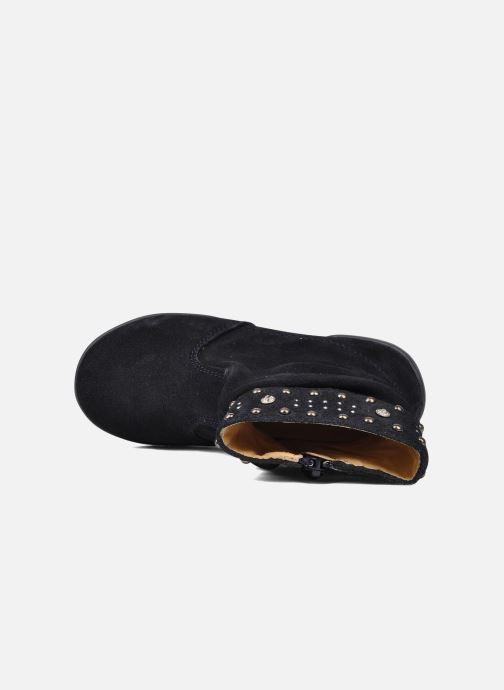 Bottines et boots Naturino Naturino 3255 Bleu vue gauche