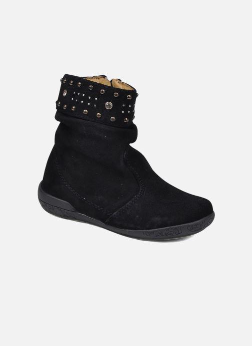 Bottines et boots Naturino Naturino 3255 Bleu vue détail/paire