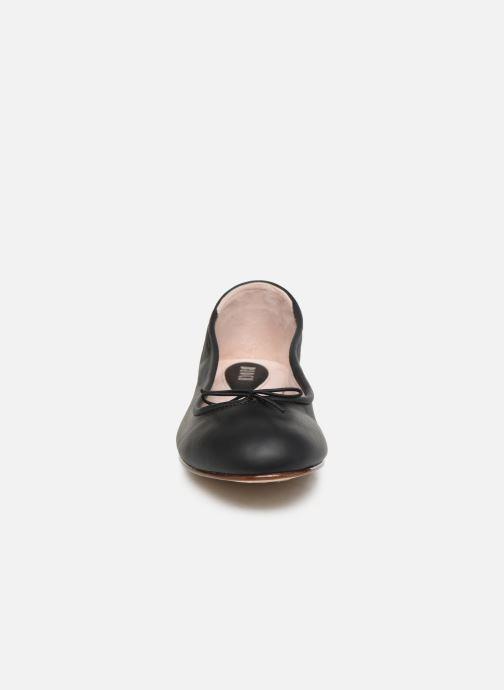 Ballerines Bloch Fonteyn Noir vue portées chaussures