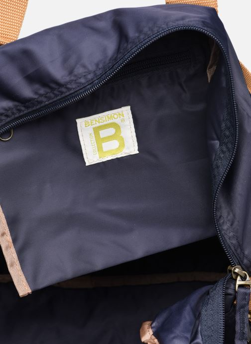 Bolsas de deporte Bensimon Sport Bag Azul vistra trasera