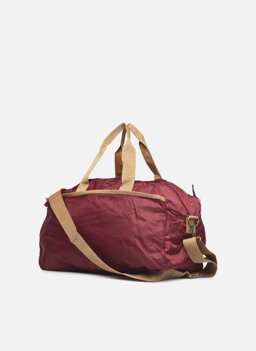 Sacs de sport Bensimon Sport Bag Bordeaux vue droite