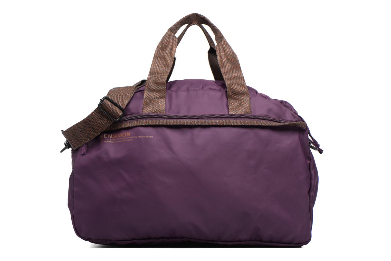 Sporttassen Bensimon Sport Bag Paars detail