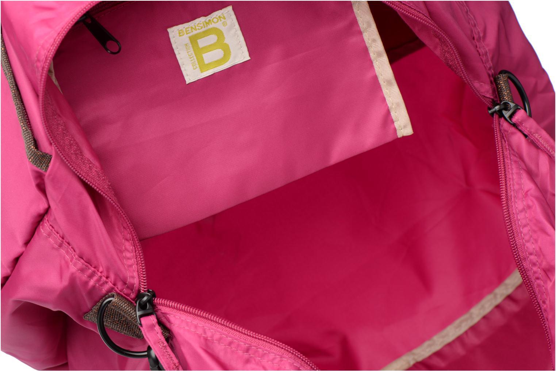 Sports bags Bensimon Sport Bag Pink back view